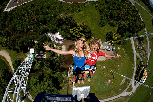 Bungy Agroventures Rotorua for families