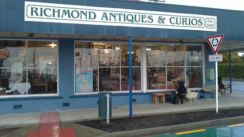 A New Zealand Collectable and Curio Shop
