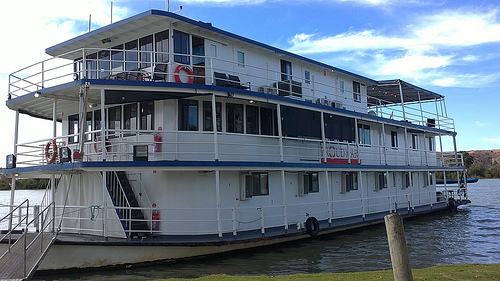 Adelaide Australia - Rigoni's Bistro & Murray River Cruise