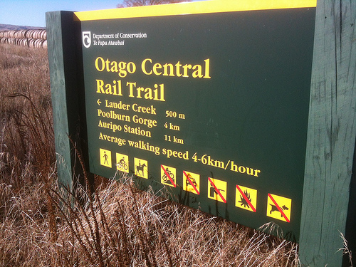 Otago Central Rail Trail 2