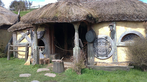 Hobbit House my fav