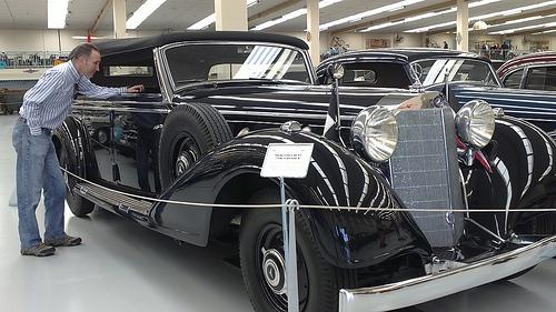 The Nazi car