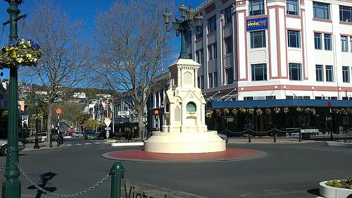 Whanganui Town Centre