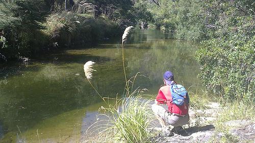 Mitai Valley River