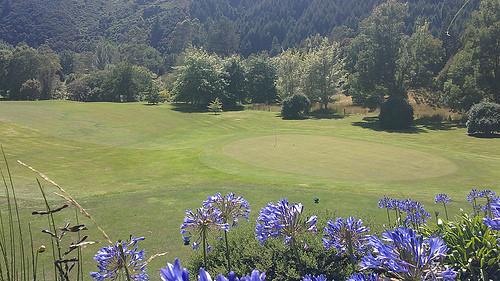 Waahi Taakaro Golf Course Nelson