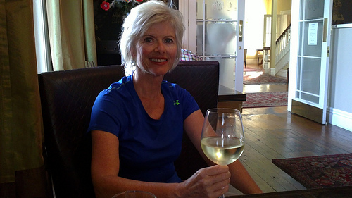Martinborough Hotel with Pam