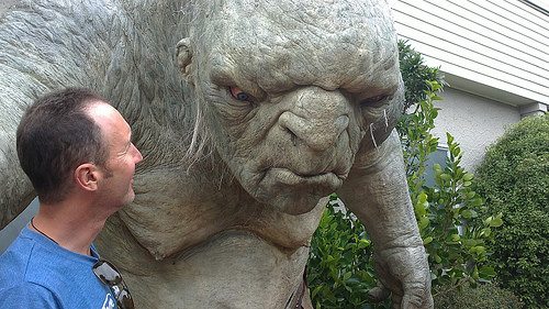 Weta Cave & Workshop tour
