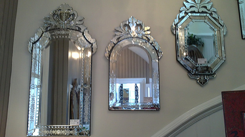 Greytown Venetian Mirrors