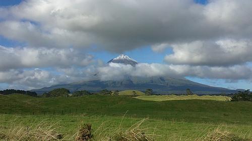 Magical Mt Taranaki