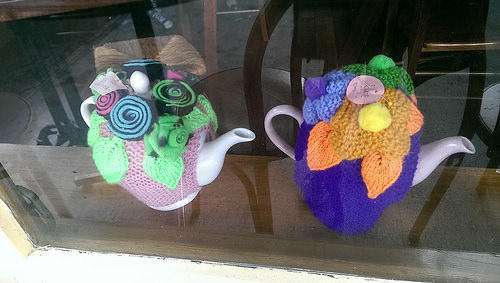 Broadway Tearooms Tea Cosies