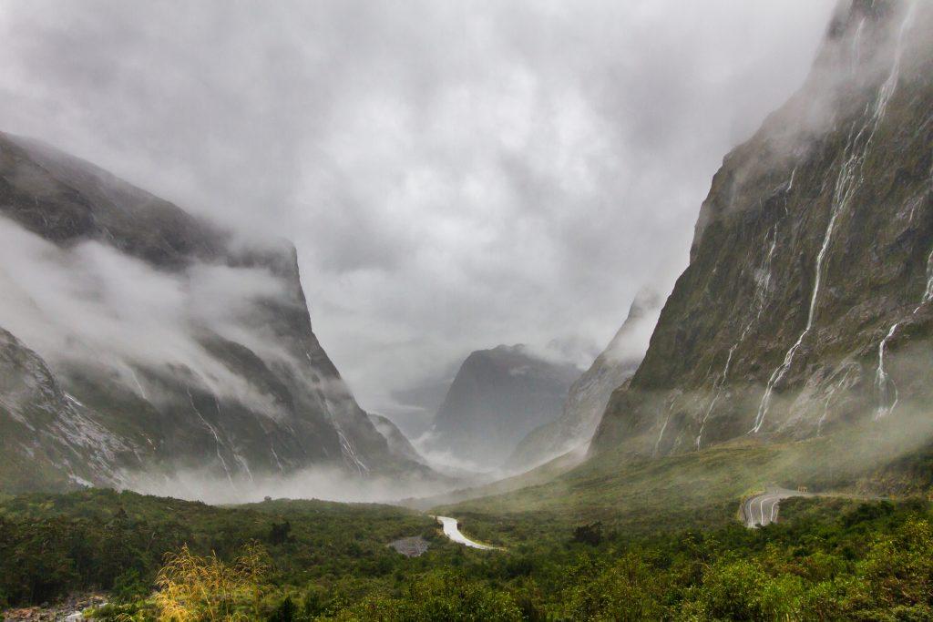 Fiordland national Park, Milford Sound