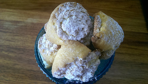 Kipferl pastries