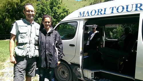 Maori Tour Kaikoura New Zealand