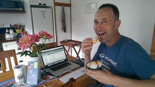 Tasman Village Cottage Kirferl with Michael