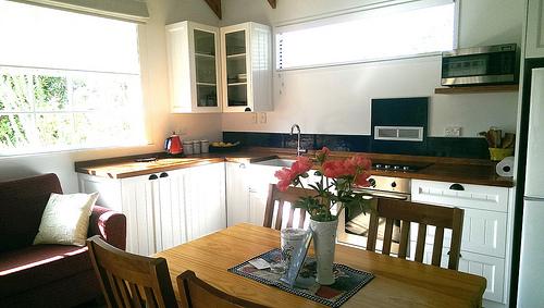Tasman Village Cottage interior