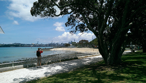 Devonport Beach Front