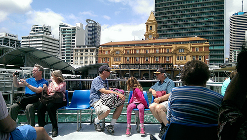 Ferry to Devonport