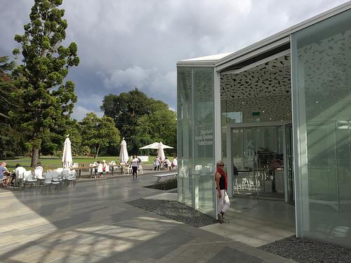 Christchurch Garden Visitor Centre