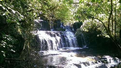 Parakaunui Falls