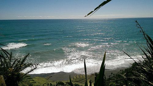 Gillespies Beach platform views