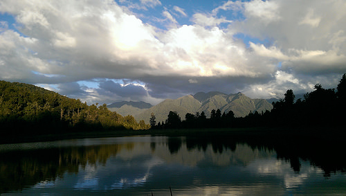 Lake Matheson small