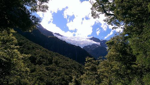 Rob Roy Guided Walk glacier1