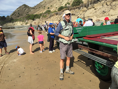 Cape Kidnappers walk2
