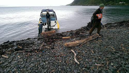 Kapiti Island supplies