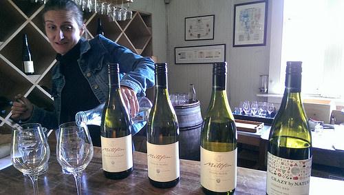 Millton Vineyard Chenin Blanc