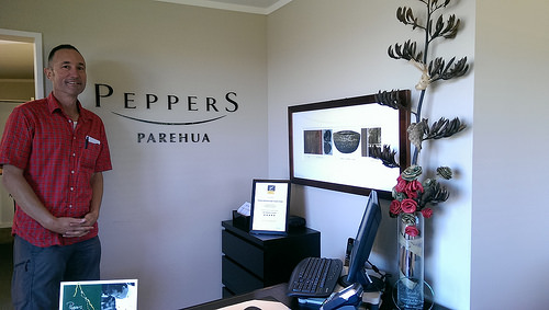 Peppers Parehau check-in