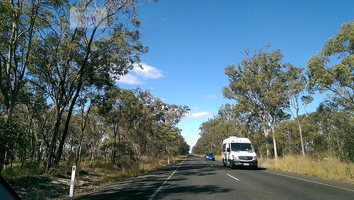 Australian Scenic route