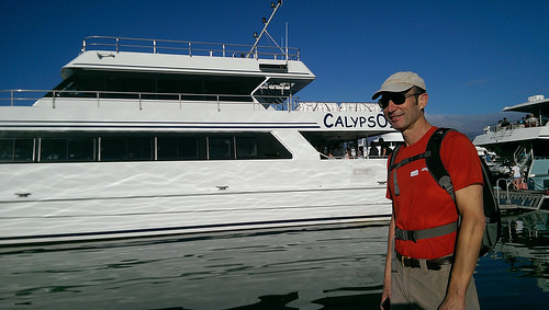 Great Barrier Reef Snorkelling Tours - Calypso Vessel