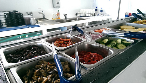 Calypso buffet