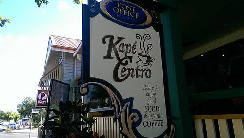 Cape Centro Cafe Childers