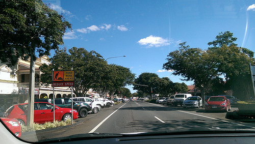 Childers Township Australia