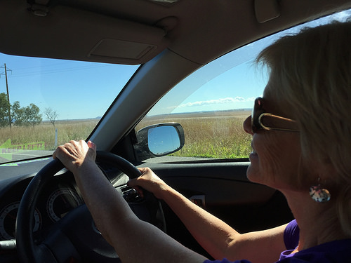 Drive Rockhampton to Townsville