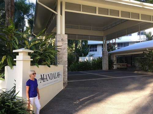 Mandalay Port Douglas accommodation option is a boutique apartment for family travellers