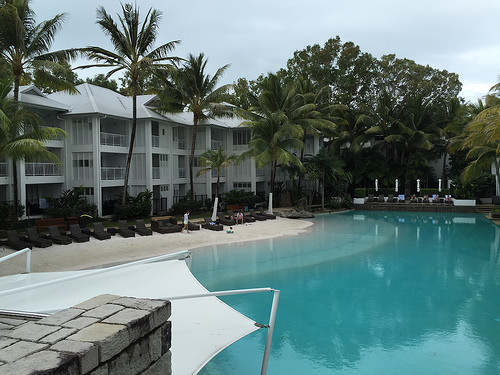 Peppers Beach Club with family apartments close to town centre Port Douglas