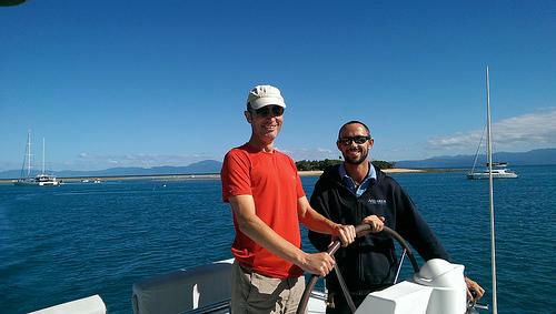 New Zealand Australia vacation combined - Snorkelling Port Douglas3