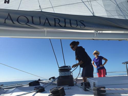 Snorkelling sailing Port Douglas4
