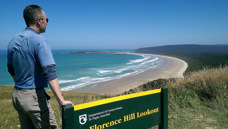 Florence Hill Lockout - when is the best time to visit new zealand
