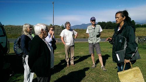Maori Tour Kaikoura History lesson