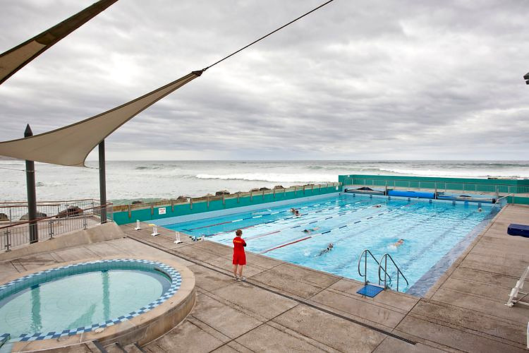 Dunedin Beach Salt Water Pools