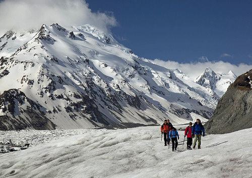 helihike Tasman Glacier2
