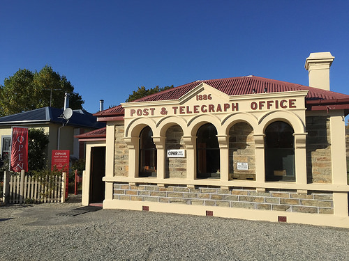 Central Otage Post Office