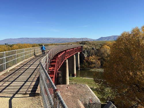 Central Otago bridge