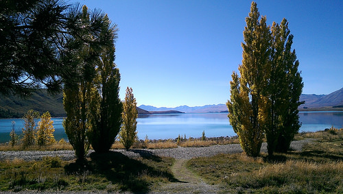 Lake Tekapo small