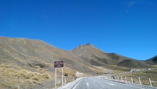 Lindis Pass small