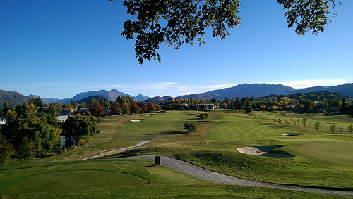 Millbrook luxury Golf Resort Queenstown