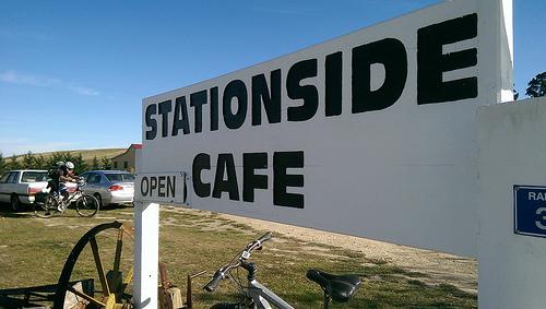 Stationside cafe